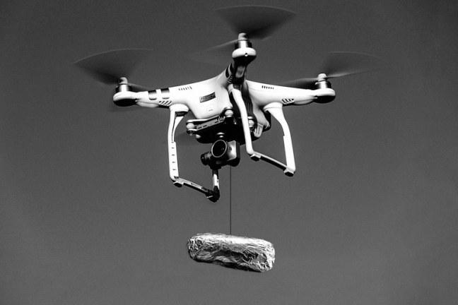 burrito-drone